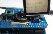 Indicador de presión y temperatura Arduino