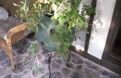 Plantador de la bola de la hierba de la especia