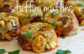 Relleno de muffins