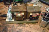 Hacer una fuente de alimentación de alta tensión de 240V MOT con transformadores de 120V