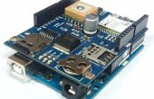 Sistema GPS con Arduino + M2M escudo