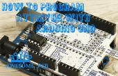 Cómo programa ATtiny85 con Arduino UNO