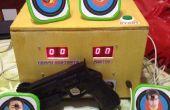 Comprender el juego de disparos de láser