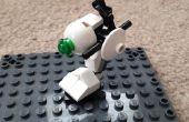 Cohete de LEGO torreta de Portal 2