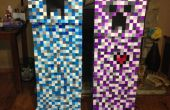 Minecraft Creeper traje