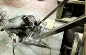 Construir una impresionante escalera personalizada para su estación de trabajo móvil carro