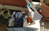 Seguidor solar con arduino de materiales de cada día