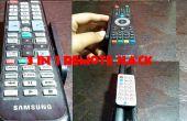 TV remoto Hack! (Nunca perder el control remoto).