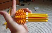 Lanzador de fuegos artificiales KVG/mármol