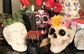 Cinco Halloween calavera DIYs