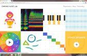 Diversión con música en Google chrome
