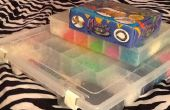 Cómo organizar mi caso telar de arco iris (s)