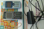 Fácil cómo cargar una batería de teléfono móvil desde otro móvil