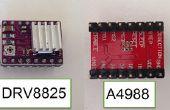 Instalación y configuración de controladores paso a paso de DRV8825