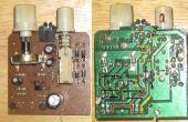 Un pequeño amplificador de ingeniería inversa