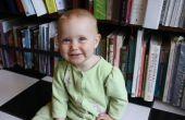 Cómo prueba de bebé una estantería