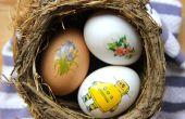 Meterse los huevos de Pascua gratis