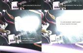 Un inversor simple, de baja tensión para lámparas fluorescentes hasta 15 vatios
