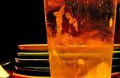 Cómo echar una cerveza