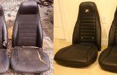 Cómo al girar Junker asientos en hermosas sillas de oficina