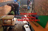 Terrenos baldíos a Makerspace carpintería zona