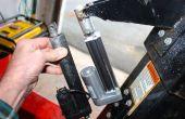 Adaptación de un actuador lineal de diverso tamaño