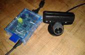 Webcam remota de frambuesa Pi