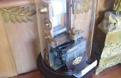 """El steampunked increíble """"Máquina de teletipo"""""""