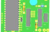 Escáner 3D control board arduino nano + drv8825