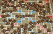 Crear fichas de juego Scrabble-Like