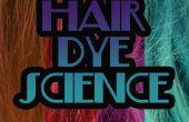 Ciencia de tinte de pelo