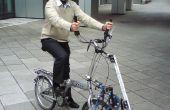 "Pull-push-bike ""la marianette"" de la fila"