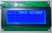 Decodificador de Arduino Morse