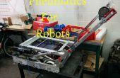 Cómo crear un sistema neumático para Robots (F.I.R.S.T)