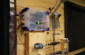 Puerta de garaje teléfono controlado, desarrollada por Intel Edison Blynk & Arduino