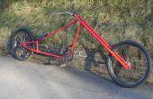 Bicicleta Chopper de presupuesto