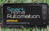 DIY Smart Home automatización usando Android
