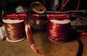 Cómo obtener toneladas de gratis esmaltado de alambre de cobre