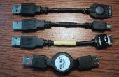 Conectar USB con otros dispositivos por cable corto