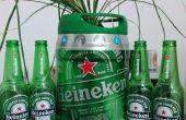 Pote de la planta de Heineken