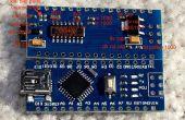 ATmega238P/CH340G de Arduino Nano v3.0 PCB layout