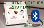DIY estación meteorológica con Bluetooth
