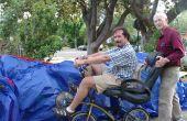 Bicicleta de silla de oficina