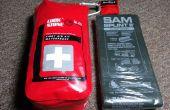 Preparación para desastres; Kit médico * fotos actualizan 05/09/15