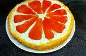 Tarta de Mousse de pomelo