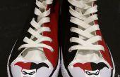 Harley Quinn/Joker Comics DC Shoes
