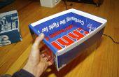 Cajas de almacenamiento de la muestra de la yarda