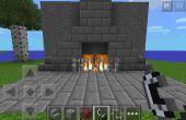 Cómo hacer una chimenea