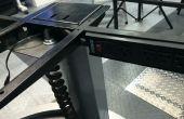 Altura ajustable (Sit / Stand) escritorio Power cable Hack