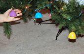 ¿Adornos de Navidad Kitty-caja fuerte
